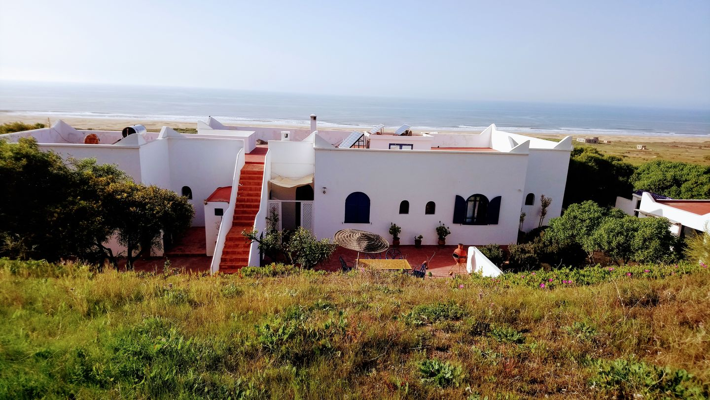 17-06-02-VMH  Guest house Classified 250 m² Land 10 000m² Ocean View