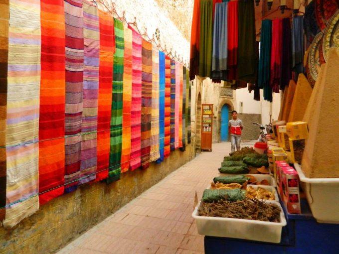 索维拉,摩洛哥