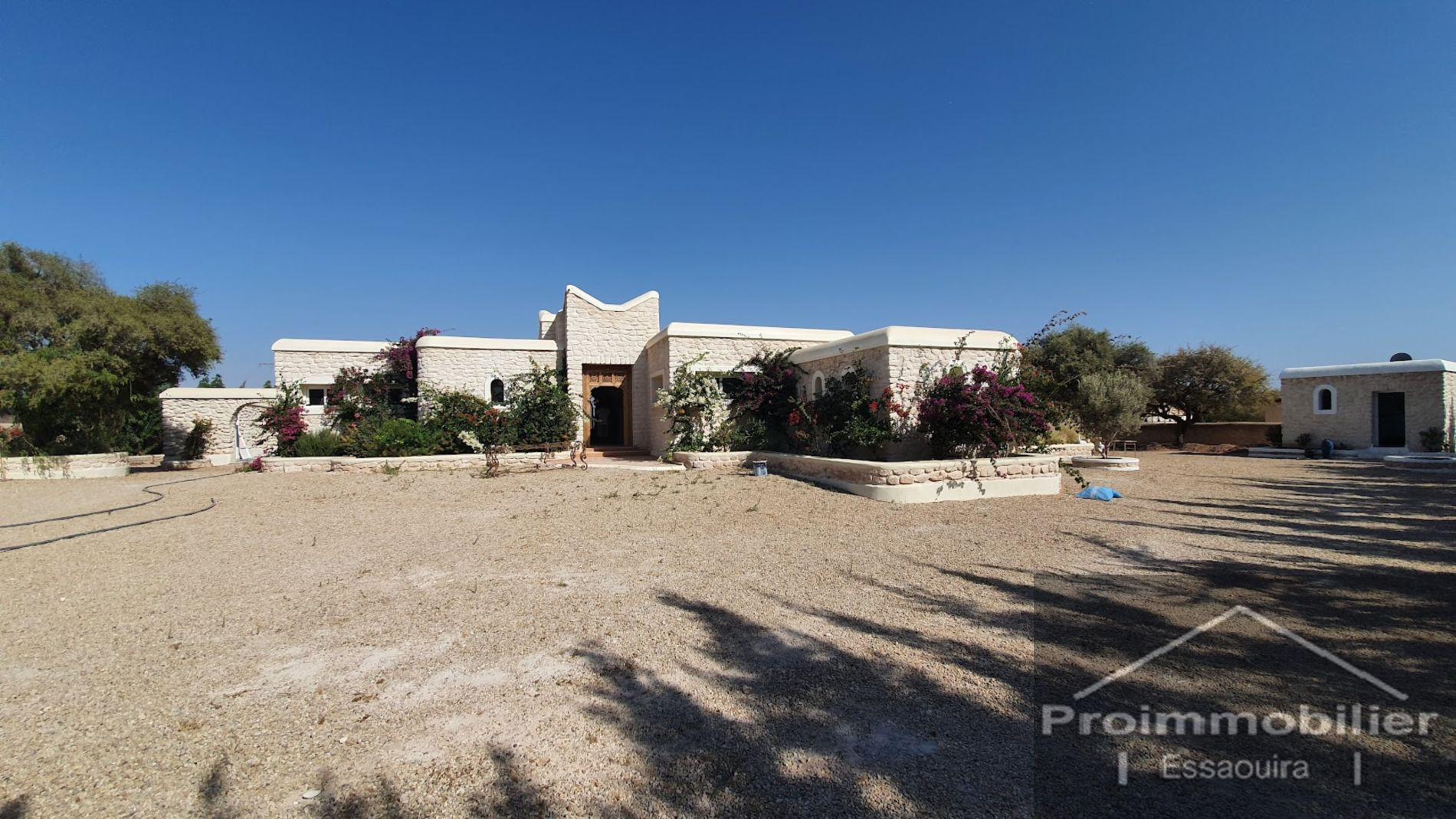 21-09-02-VM Nice House for sale in Essaouira in the countryside , garden of 12530 m² Without AVNA